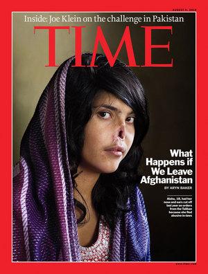 Time Dergisi – Afgan Ayşe