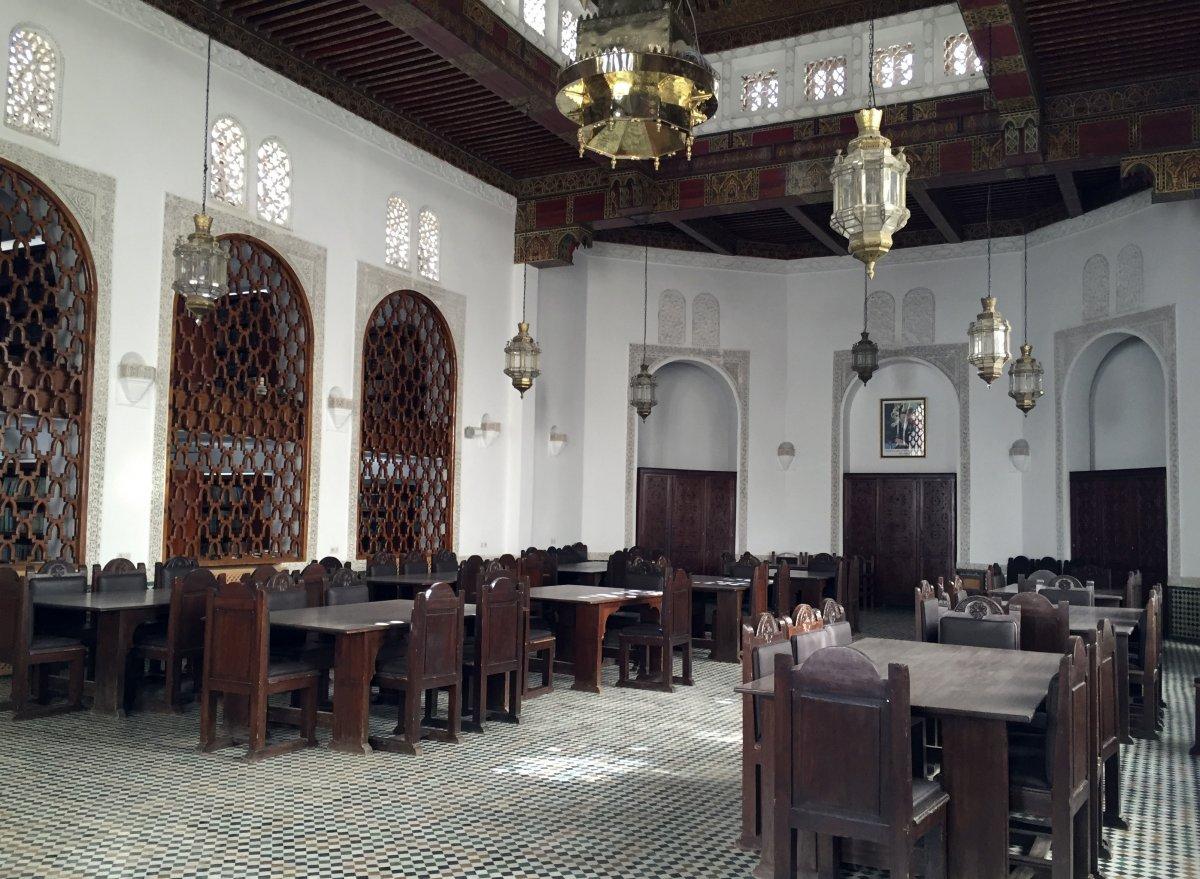 Dünyanın en eski kütüphanesi yeniden açılıyor