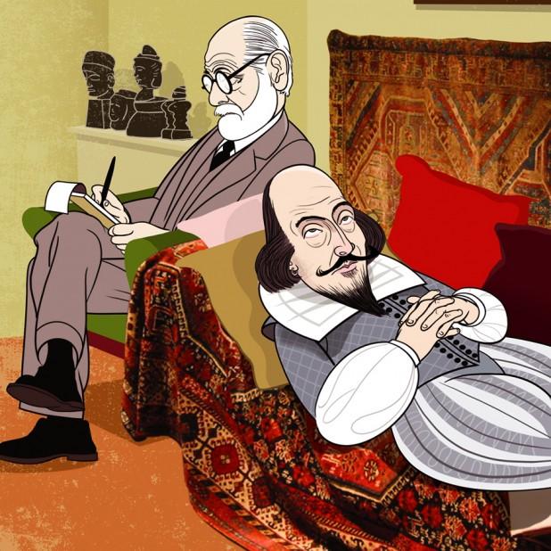 Freud-ve-Shakespeare