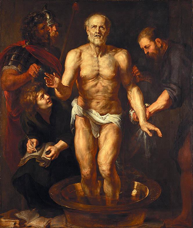 (Seneca'nın ölümü, 1612-1613)