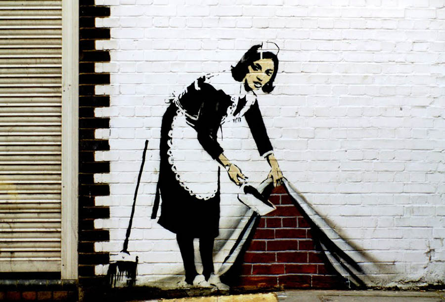 Sweeping-it-under-the-carpet-banksy