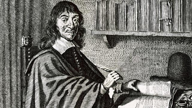 """""""Cogito ergo sum"""" Descartes"""