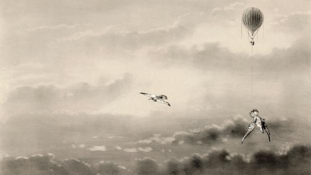 Glaisher-Güvercinleri