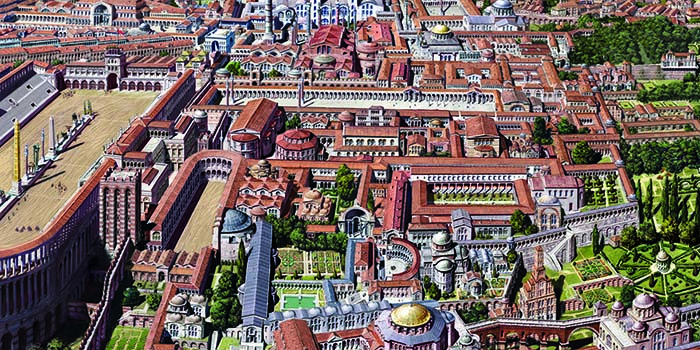 İstanbul-Bizans