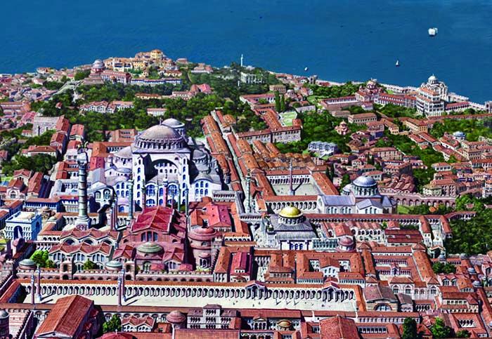 Konstantinopole