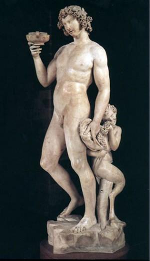 Michelangelo'nun Bacchus'u (3)