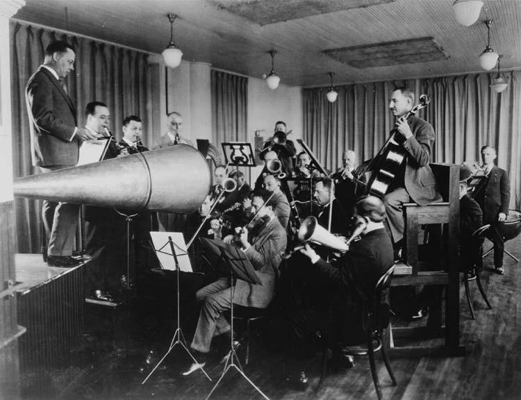 Müzik-kaydı-tarihçesi