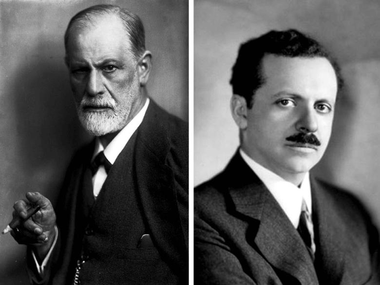 """Bernays """"Siggy Amca""""nın fikirlerini kullanarak bir reklam imparatorluğu kurdu. Ayrıca sonradan Freud'un ünlü ABD dergilerinde yayınlanan makalelerini de kullandı."""